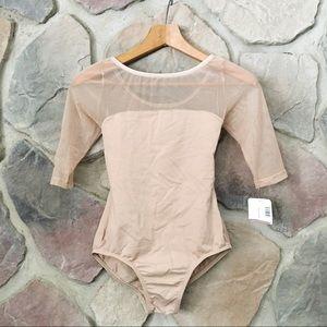 Natalie Dancewear Bodysuit Leotard
